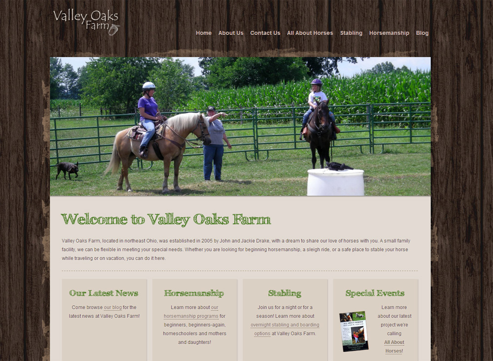Valley Oaks Farm